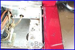 Gaggia GD2Compact Espresso Machine Red