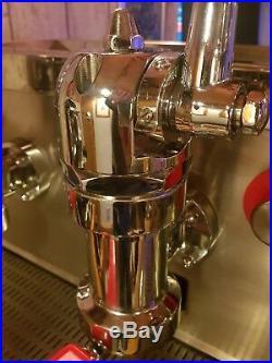 Gaggia GX Traditional Commercial lever espresso coffee machine not faema mazzer