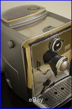 Gaggia Platinum Vogue Coffee \ Espresso Maker \ Machine. + New filter