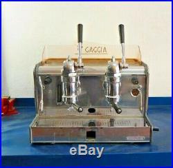 Gaggia Superamerica handhebel coffee lever machine espressomaschine