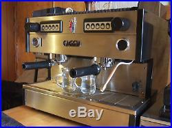 Gaggia TD 2 Group Iconic Espresso Coffee Machine