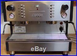 Gaggia XD 2 Group Auto Compact Evolution Coffee / Espresso Machine Maker In Vgc
