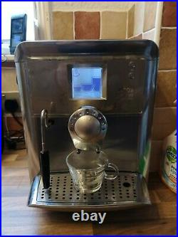 Gaggia platinum vision bean to cup coffee machine fully automatic