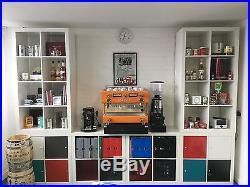 HLF 2 Group Tall Cup (Alto) Espresso Coffee Machine