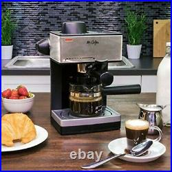Home Espresso Machine Cappuccino Expresso Latte Coffee Maker Steam Frothing NEW
