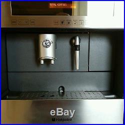 Hotpoint-Ariston HCM15 Built In Coffee Machine, Espresso and cappuccino maker