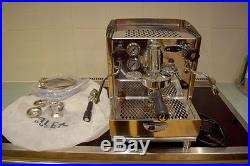 Izzo Alex Duetto Myway Single Group Coffee Espresso Machine Twin Boiler Mk2.5