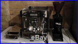 Iberital Commercial Coffee Espresso Machine with Coffee Grinder