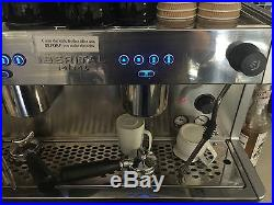 Iberital Espresso Coffee Machine, Commercial, High End, was new in November 2014