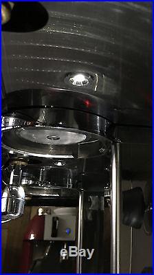 Iberital IB7 Espresso Machine 2 Group Tall Cup (Alto) BUY THIS FOR £77.50 PER