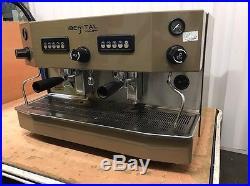Iberital Junior 27 Commercial Cappuccino Espresso Coffee Machine 2 Group