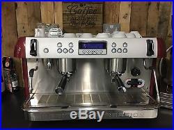 Iberital (La Marzocco) Expression 2 Group Twin Boiler Espresso Coffee Machine