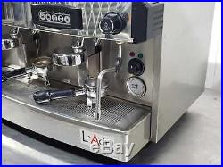 Ibertial L Adri 2 Group Espresso Coffee Machine Single Phase Internal Water Pump