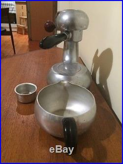 Iconic Vintage Atomic Coffee Maker Espresso Home Machine Hand Crafted Italy