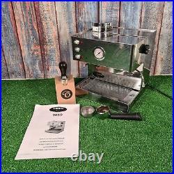 Isomac Brio Espresso Coffee Machine With Grinder