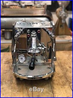 Isomac La Mondiale 1 Group Espresso Coffee Machine Home Office Cafe Domestic Tea