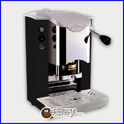 Italian Coffee Machine Espresso Pods Ese Faber Slot + Caffe Borbone 150