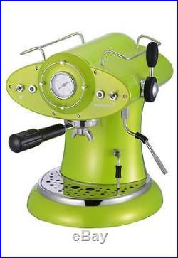 Italian Designed Coffee Machine Espresso & Cappuccino Solid METAL Body. RRP $899