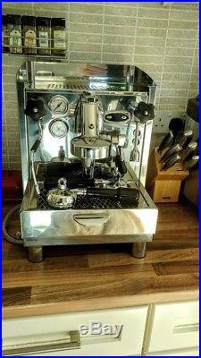 Izzo Alex Duetto II double boiler espresso / coffee machine