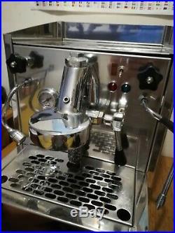 Izzo Alex MK1 MyWay e61 group head prosumer espresso coffee machine
