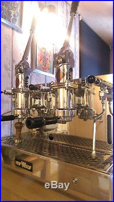Izzo Pompei Traditional Commercial Lever Espresso Coffee Machine