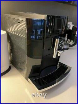 JURA E8 2020 Bean-to-Cup Coffee Machine Gloss Black RRP £1499