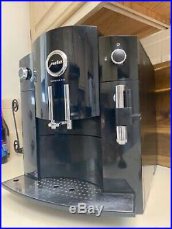 JURA IMPRESSA C60 15006 Freestanding Coffee Machine Piano Black