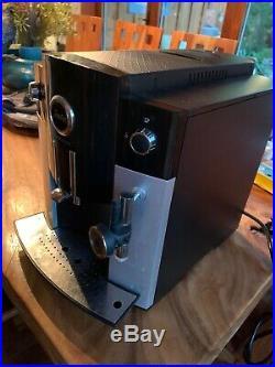 JURA IMPRESSA C65 Freestanding Coffee Machine Black & Stainless
