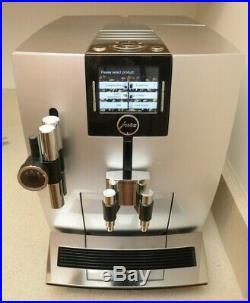 JURA IMPRESSA J9 One-Touch Espresso Coffee Machine Maker J9.3 TFT J90 J80 J6 J8