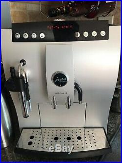 JURA IMPRESSA Z5 SUPER AUTOMATIC ESPRESSO MACHINE Coffee Maker With Accessories
