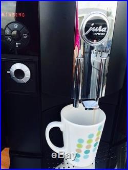 Jura 13422 Impressa C9 One Touch Automatic Espresso Machine and Coffee Center