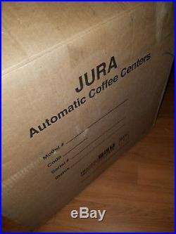 Jura-Capresso C1000 Super Automatic coffee Espresso Machine Factory refurbished