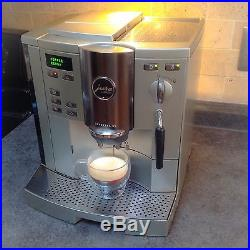 Jura Capresso IMPRESSA S9 SuperAutomatic Espresso Coffee Machine