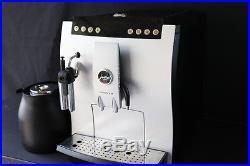 Jura-Capresso Impressa Z5 Espresso Machine Silver Specialty Coffee
