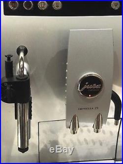 Jura-Capresso-Impressa-Z5-One-Touch Automatic Espresso + Coffee-Machine