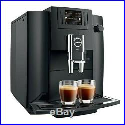 Jura E60 Bean To Cup Coffee Machine BRAND NEW FULL 25 Month Warranty