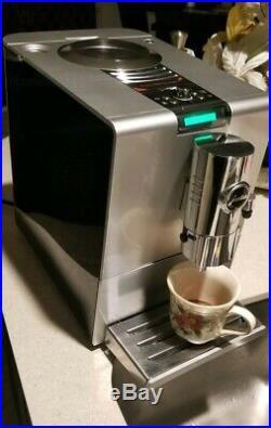 Jura ENA 9 One-Touch Automatic Coffee/ Espresso Machine Metallic Compact