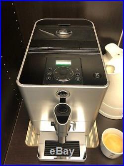Jura ENA Micro 9 One Touch Automatic Coffee machine Espresso Ristretto Capuccino