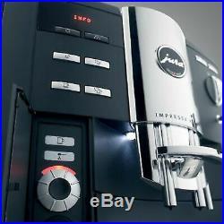 Jura Impressa 801 Avantgarde Automatic Coffee And Espresso Machine 13215 Waranty