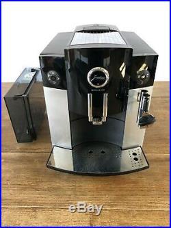 Jura Impressa C90 Automatic Bean to Cup Coffee Machine (espresso, cappuccino.)