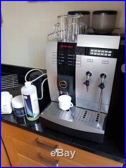 Jura Impressa X9 Bean To Cup Coffee Machine Espresso Maker