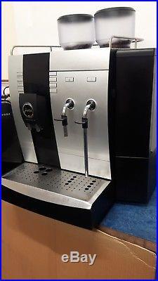 Jura Impressa X9 Bean to cup/Coffee Espresso Machine(refurbished)