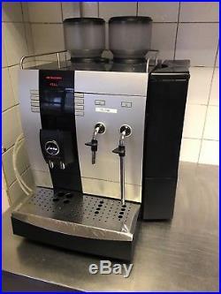 Jura Impressa X9 Coffee & Espresso Machine Bean To Cup ONE TOUCH Fresh Milk