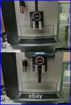 Jura X6 Bean To Cup Professional Coffee Espresso Cappuccino Ristretto Machine
