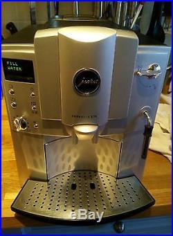 Jura impressa e75 bean to cup espresso coffee machine great condition