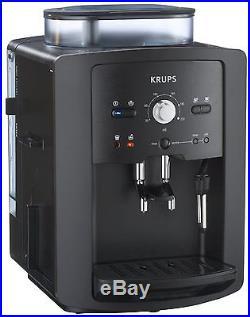 KRUPS EA8000 coffee espresso cappuccino coffee machine fully automatic black