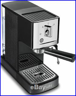 KRUPS XP344C51 Calvi Steam And Pump Professional Compact Espresso Machine Coffee