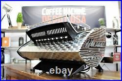 KVW Mirage Triplette Art Veloce 3 Group Commercial Espresso Coffee Machine
