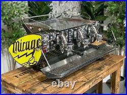 Kees Van Der Westen Mirage Arte Veloce Yellow 3 Group Espresso Coffee Machine