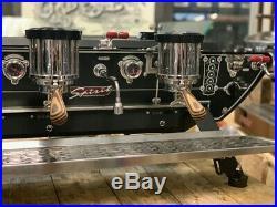 Kees Van Der Westen Spirit Bastone 3 Group Black Body Espresso Coffee Machine